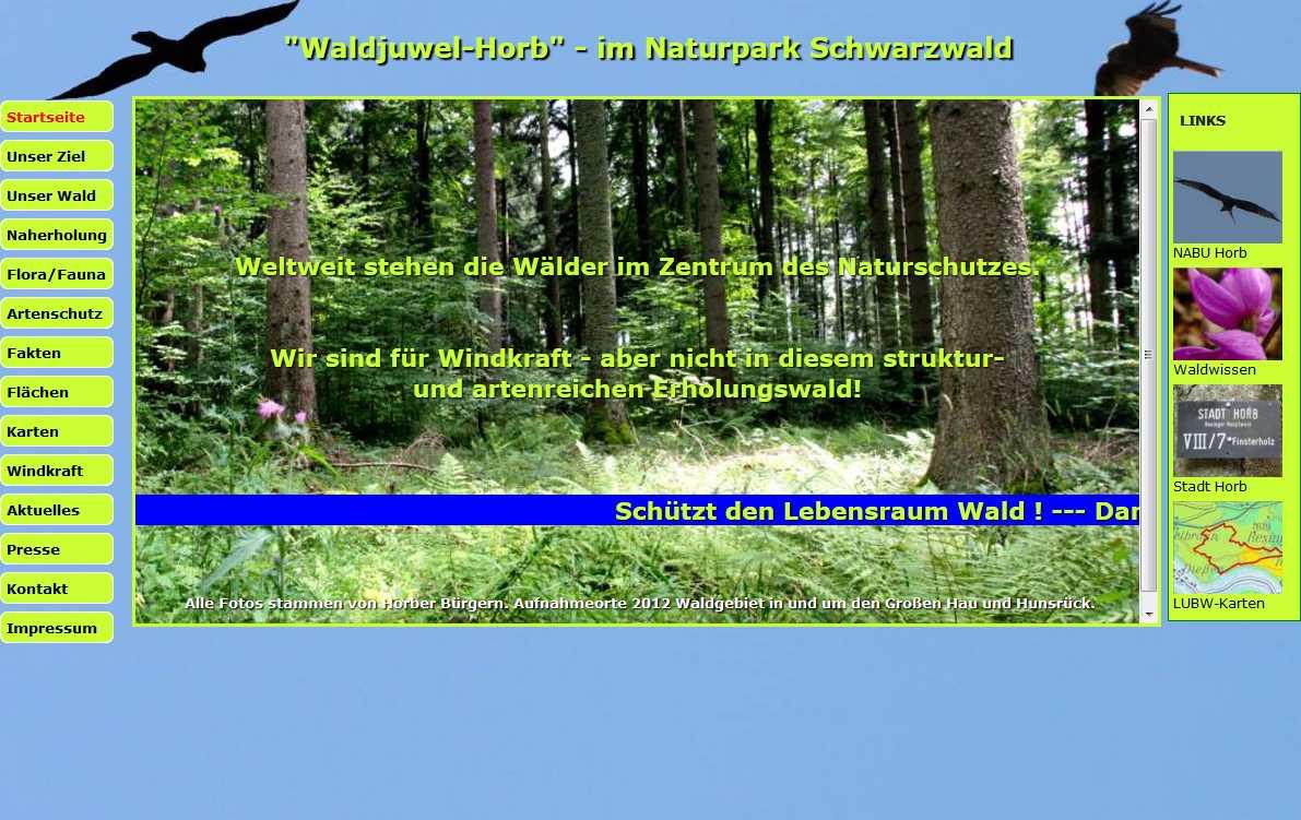 Waldjuwel Horb