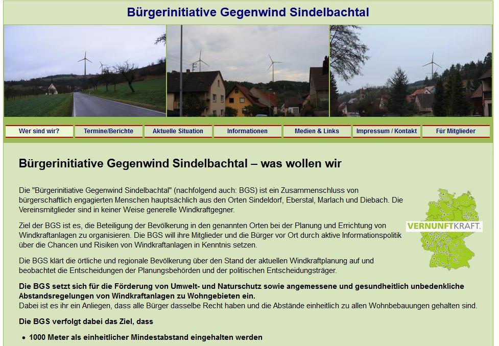 BI Gegenwind Sindelbachtal