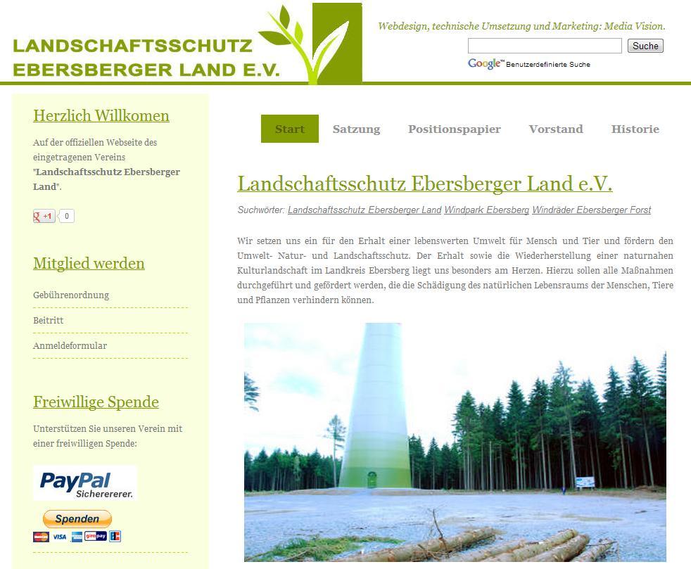 Landschaftsschutz Ebersberger Land e.V.