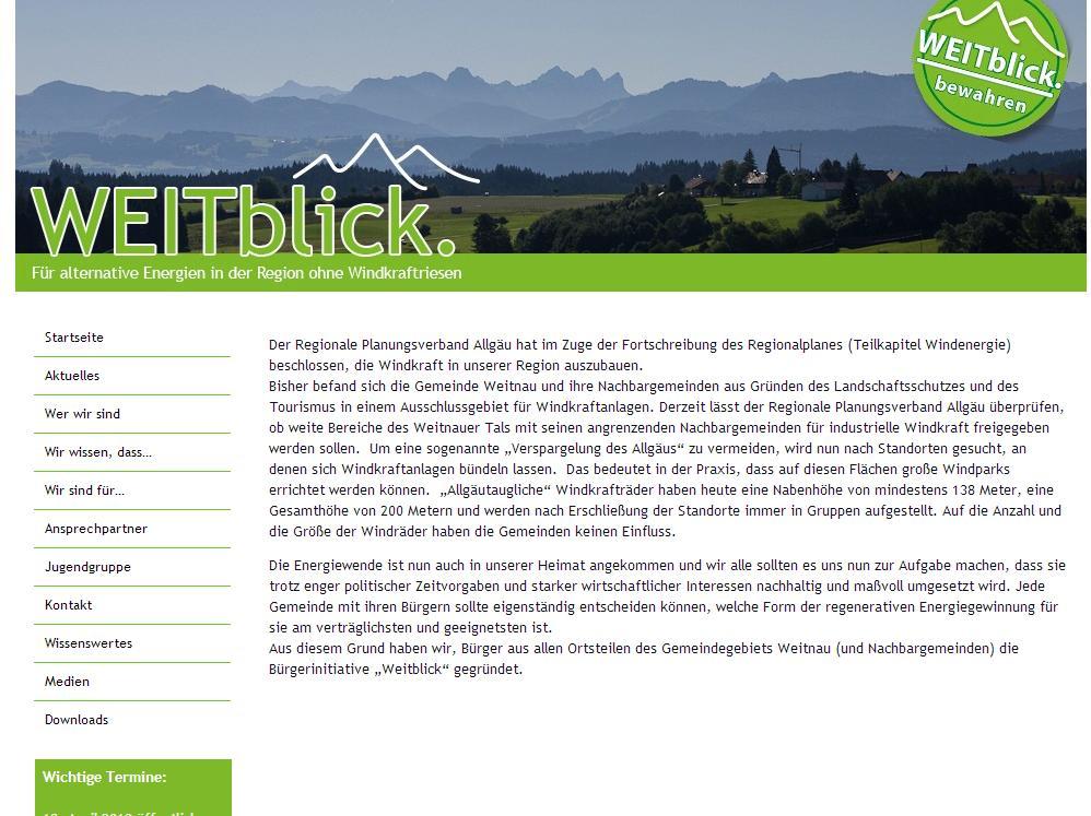 Initiative WEITblick (Allgäu)