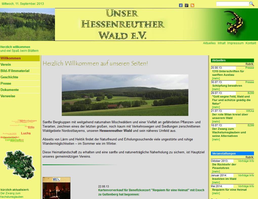 Unser Hessenreuther Wald e.V.