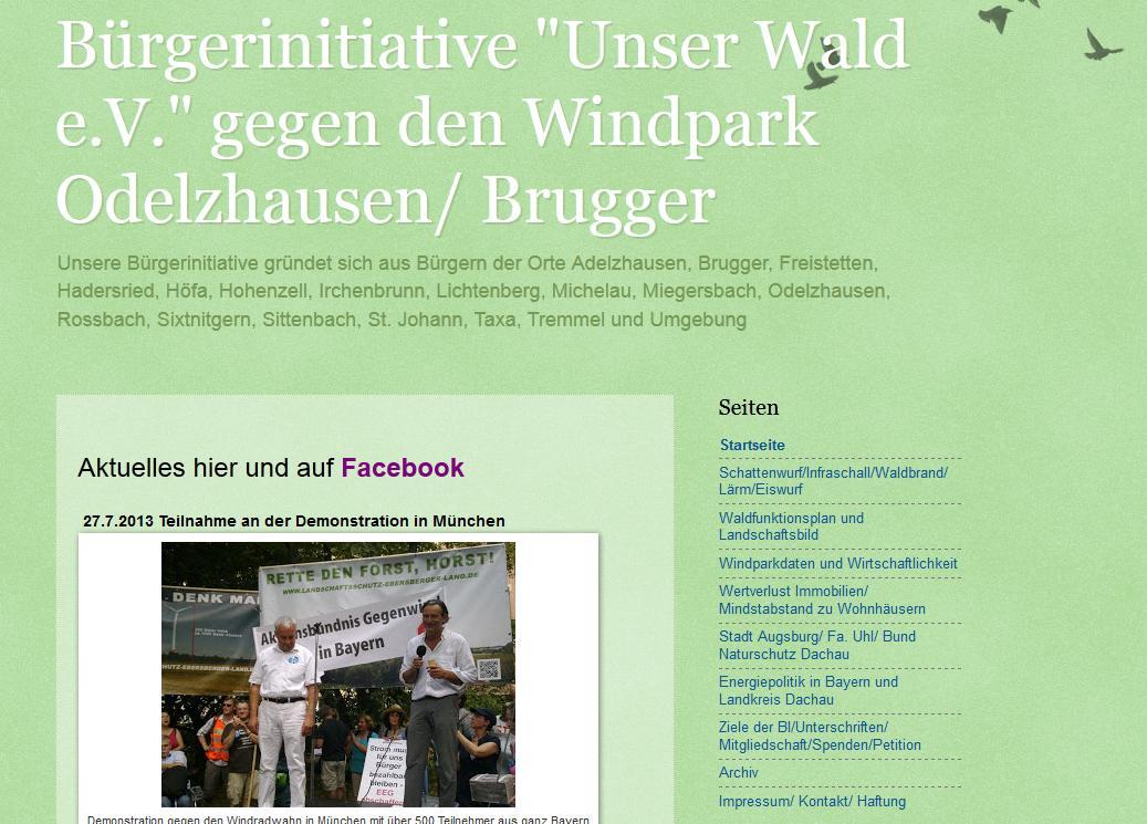 Unser Wald e.V. Odelshausen