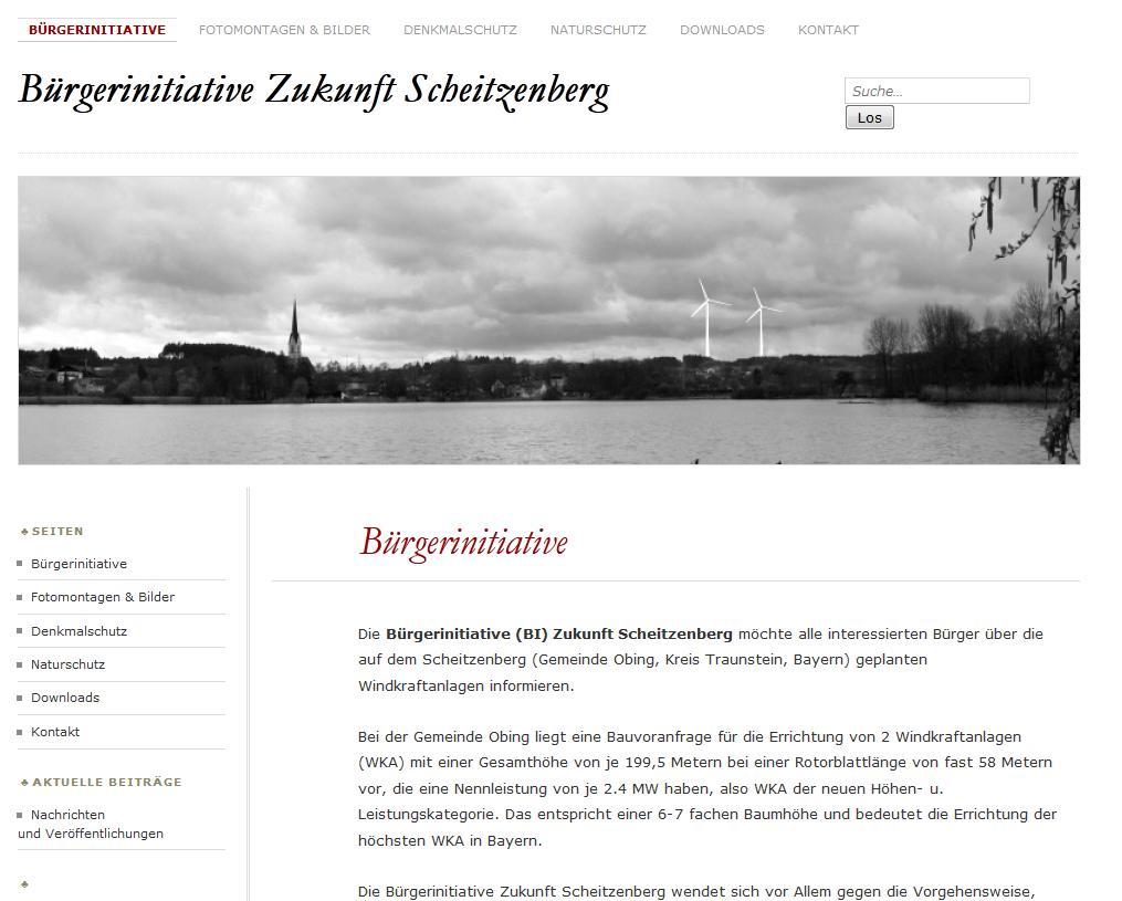 Zukunft Scheitzenberg