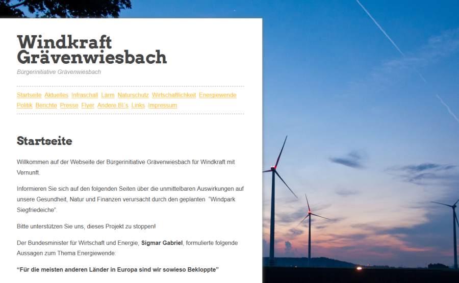 BI Windkraft Grävenwiesbach