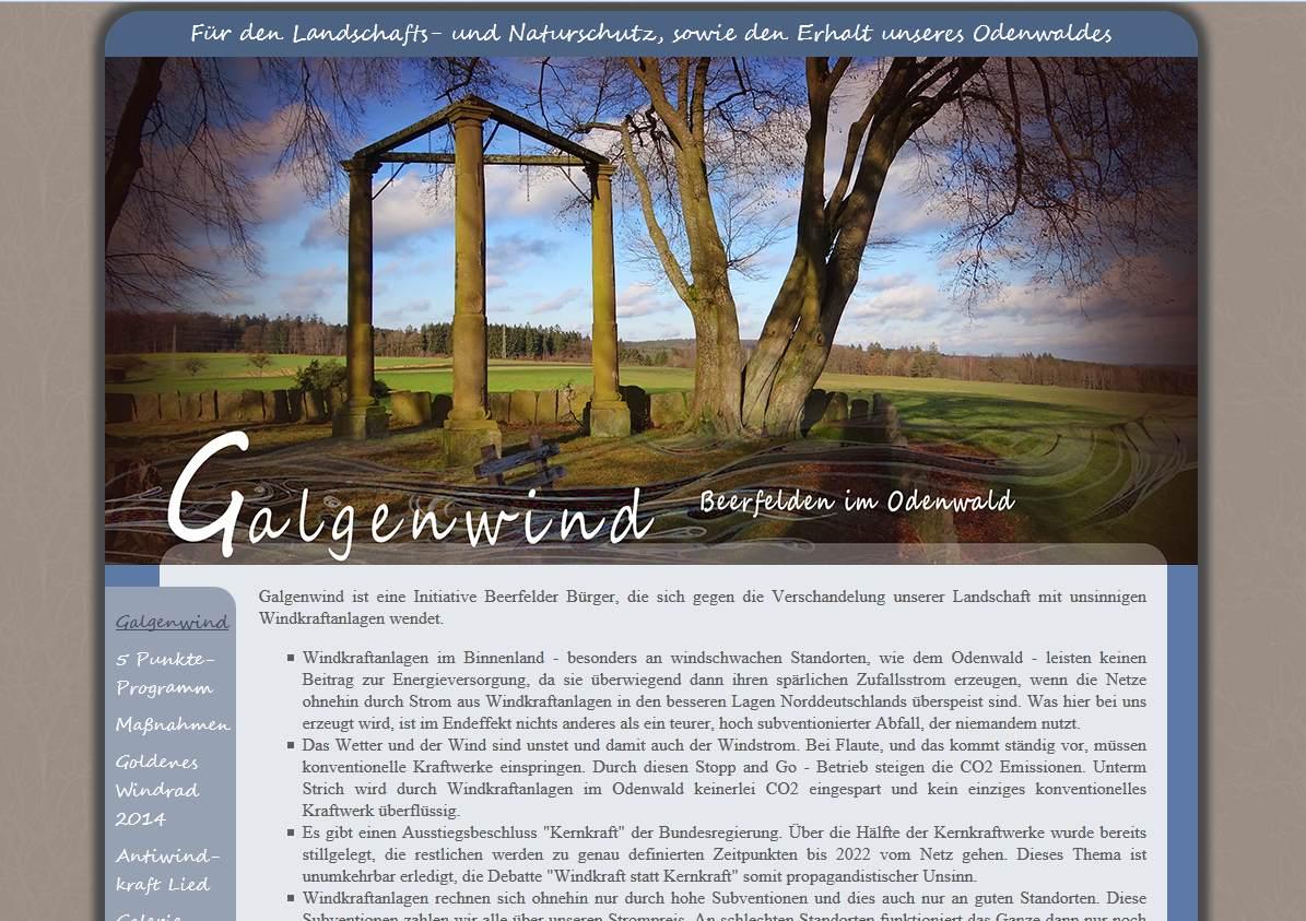 BI Galgenwind Beerfelden