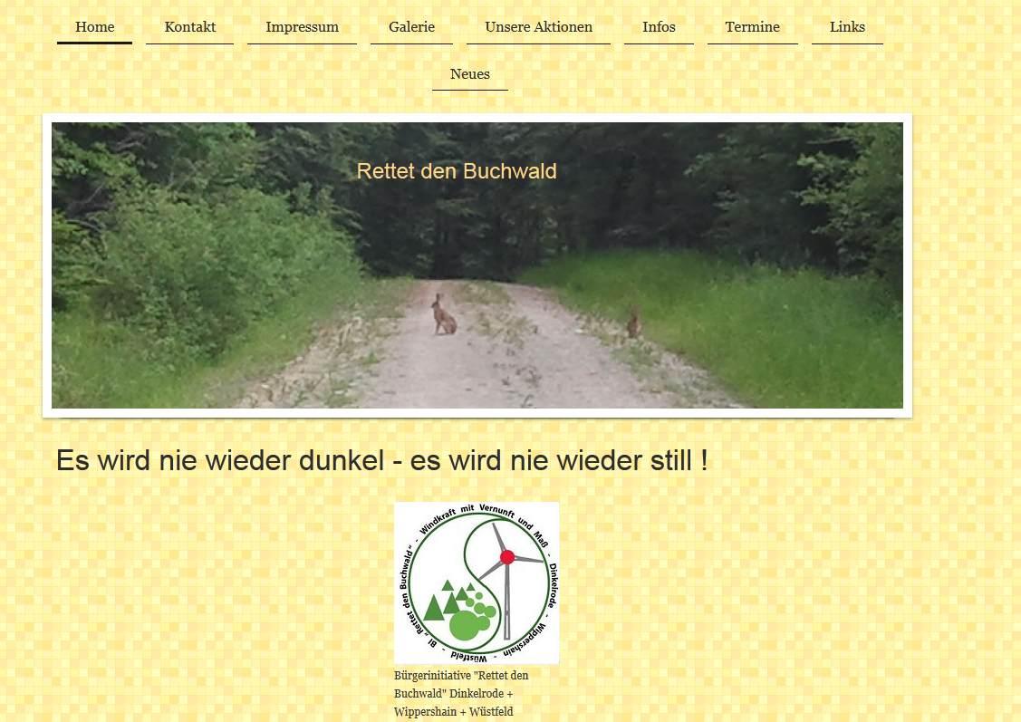 BI Rettet den Buchwald (Schenklengsfeld)