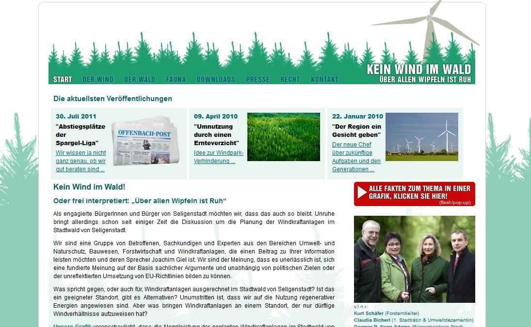 kein Wind im Wald (Seligenstadt)