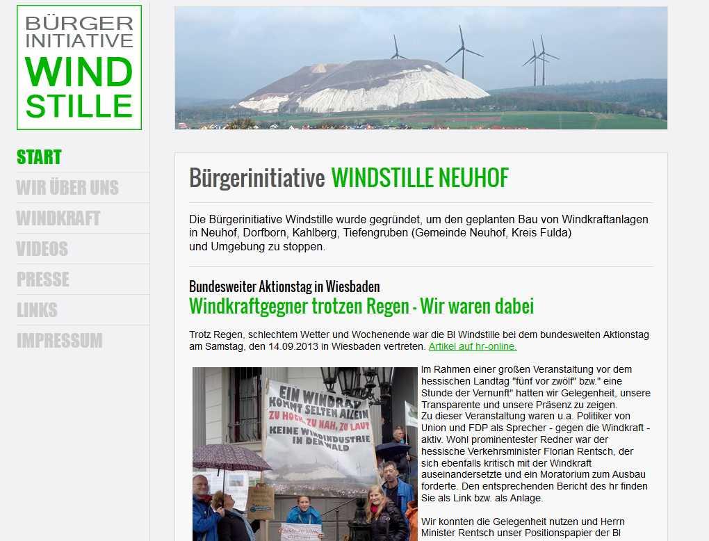 BI Windstille Neuhof