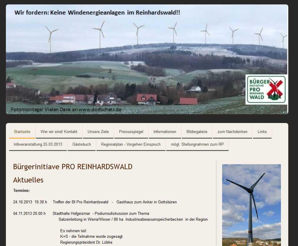 BI pro Reinhardswald