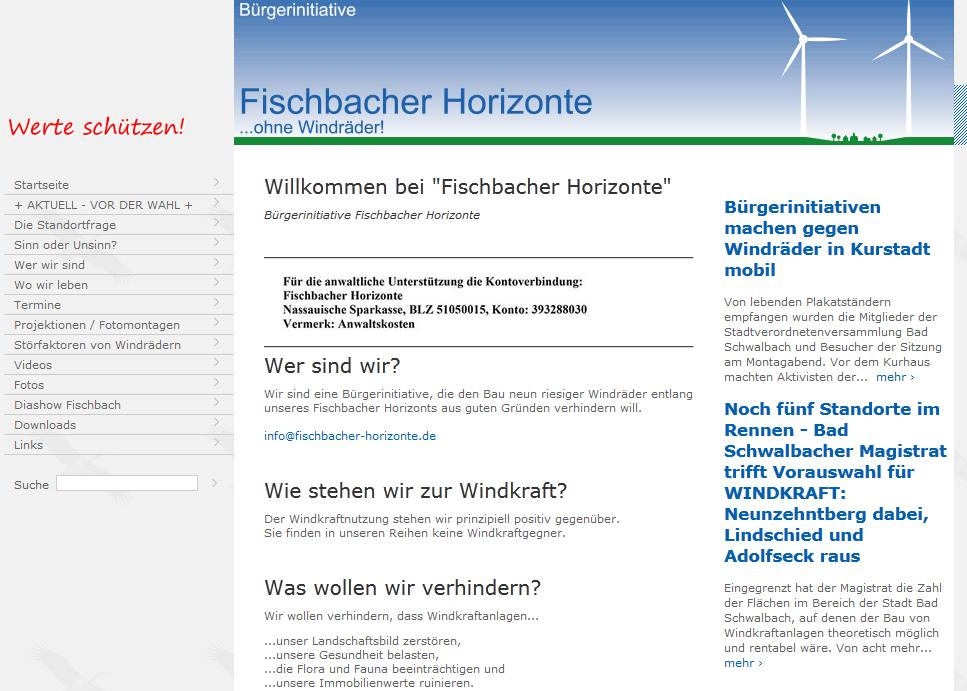 BI Fischbacher Horizonte