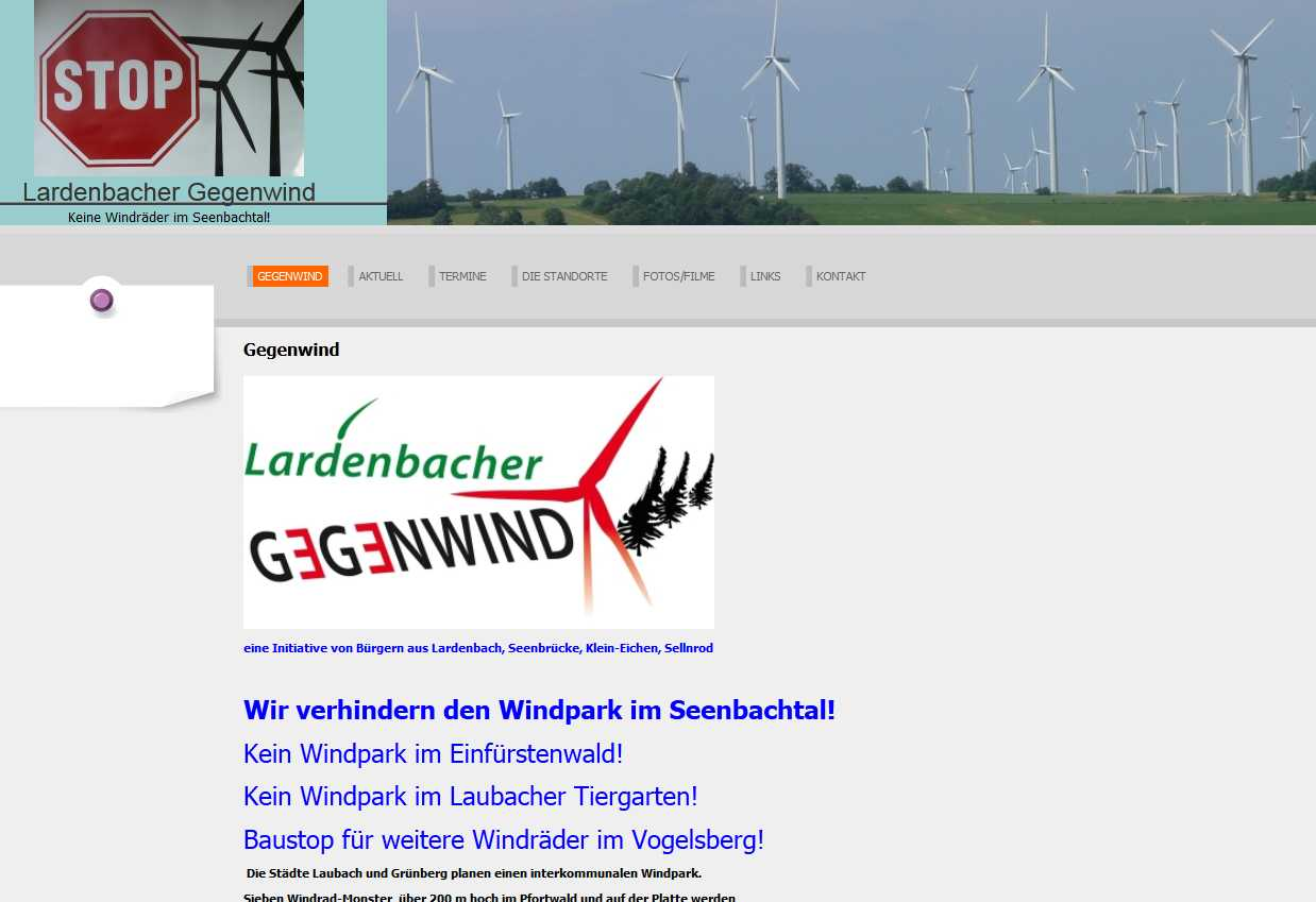 Lardenbacher Gegenwind