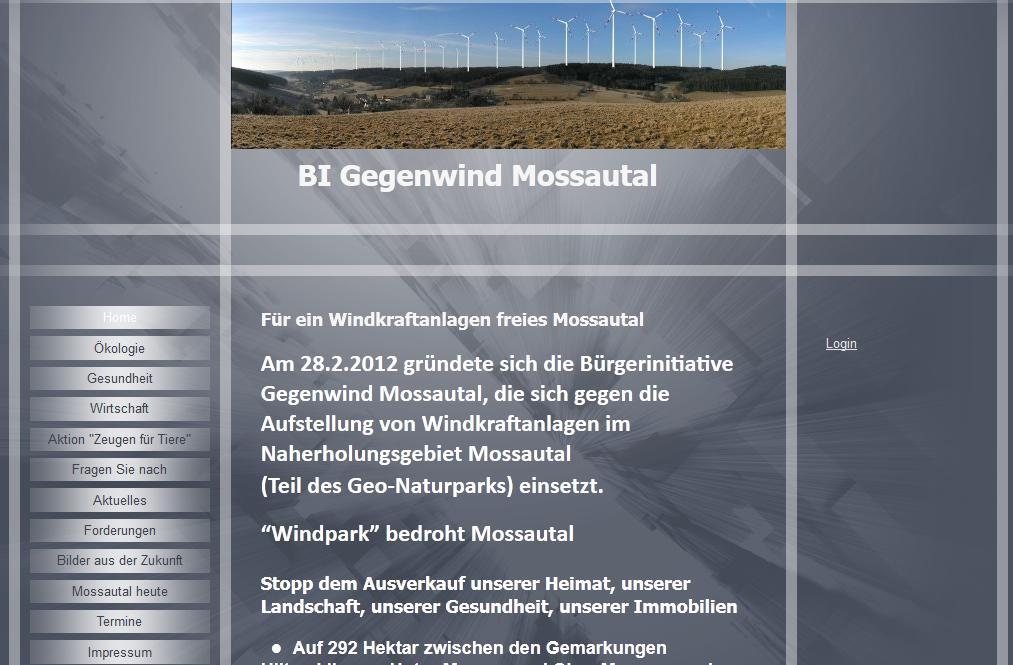 BI Gegenwind Mossautal