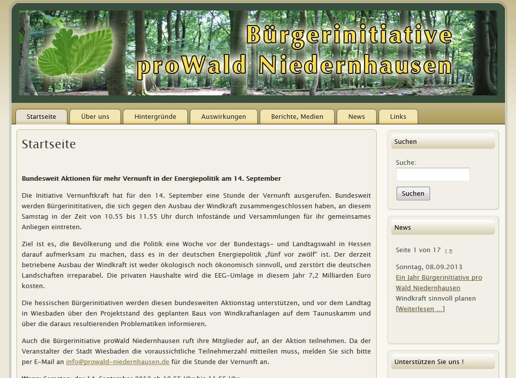 BI pro Wald Niedernhausen