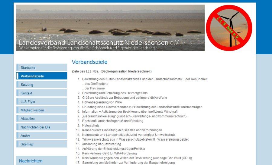 Landesverband Landschaftsschutz Niedersachsen e.V.