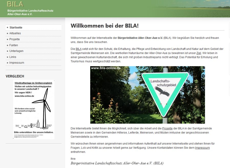 BI Bila Landschaftsschutz Aller-Oker-Aue e.V.
