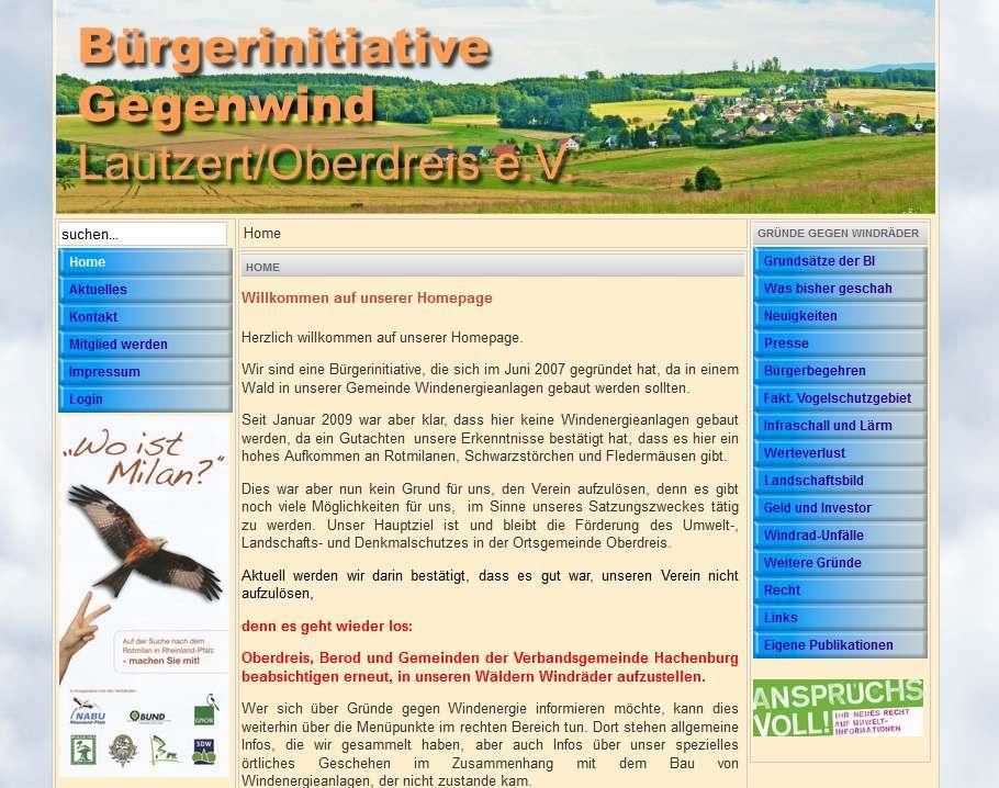 Gegenwind Lautzert /Oberdreis e.V