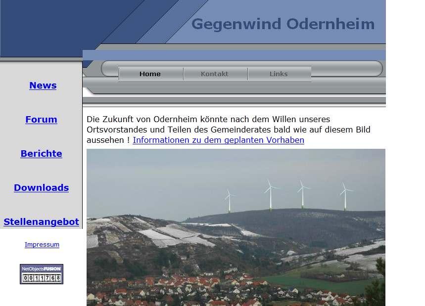 BI Gegenwind Odernheim