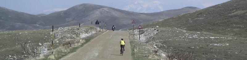Italien auf der Hochebene im Apennin, Campo Imperatore