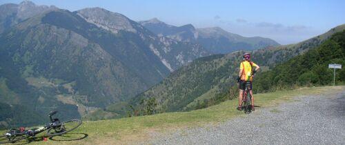am Col de Spandelles